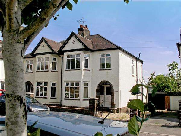 3 Bedrooms Semi Detached House for sale in Vaughan Avenue, Llandaff