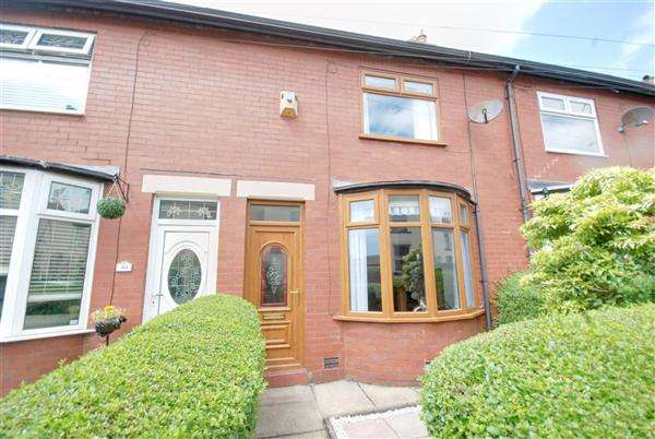 2 Bedrooms Terraced House for sale in Nelson Street, Heywood