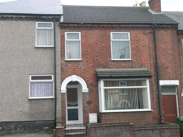 3 Bedrooms Terraced House for sale in Loscoe Road, Heanor