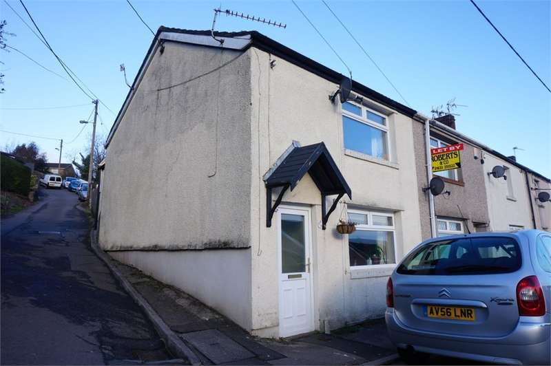 2 Bedrooms End Of Terrace House for sale in Mount Pleasant Road, Risca, Newport, NP11