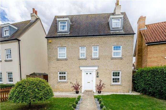 6 Bedrooms Detached House for sale in Stour Green, Ely