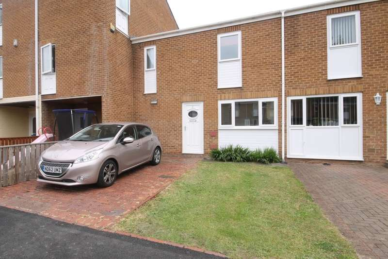 3 Bedrooms Property for sale in Norham Court, Washington, NE38