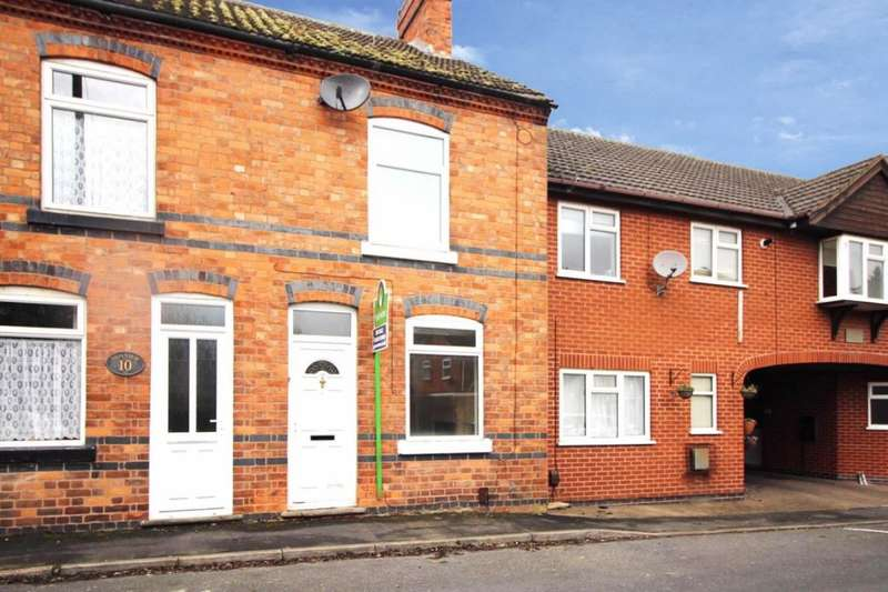 2 Bedrooms Property for sale in Stafford Street, Barwell, Leicester, LE9
