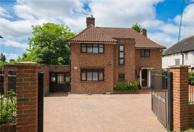 4 Bedrooms Detached House for sale in Upton Park, SLOUGH, Berkshire
