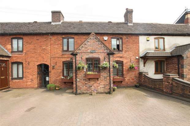 2 Bedrooms Cottage House for sale in Muckley Corner, Lichfield, Staffordshire
