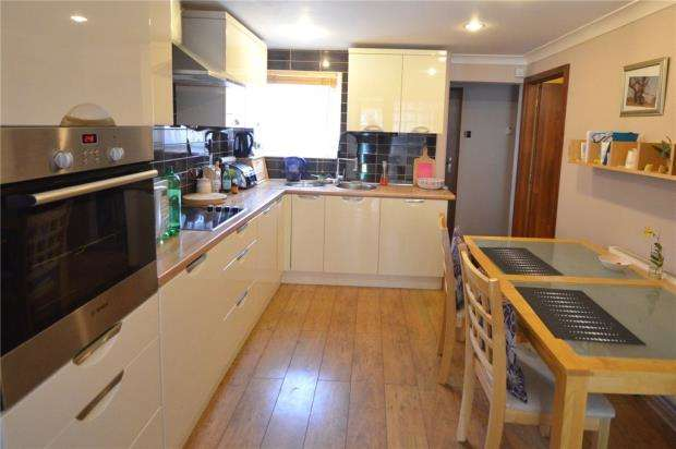 3 Bedrooms Terraced House for sale in Watson Way, Basingstoke, Hampshire