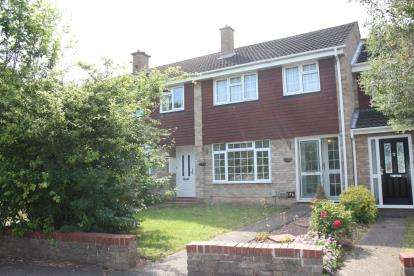 3 Bedrooms Terraced House for sale in Church Lane, Bedford, Bedfordshire