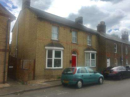 1 Bedroom Flat for sale in Bedford Street, St. Neots, Cambridgeshire