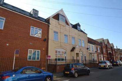 2 Bedrooms Flat for sale in The Courtyard, Wellington Street, Kettering, Northamptonshire