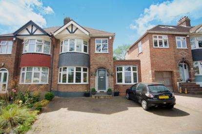4 Bedrooms Semi Detached House for sale in Brunswick Park Road, Southgate, London, .