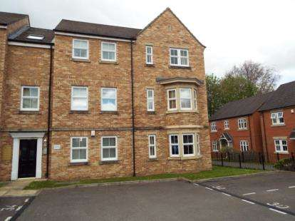 2 Bedrooms Flat for sale in Ayr Avenue, Colburn, Catterick Garrison, North Yorkshire