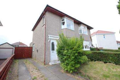 2 Bedrooms Semi Detached House for sale in Whirlow Road, Garrowhill, Glasgow, Lanarkshire