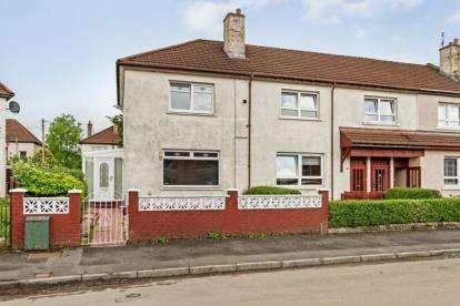 2 Bedrooms End Of Terrace House for sale in Hawick Street, Yoker