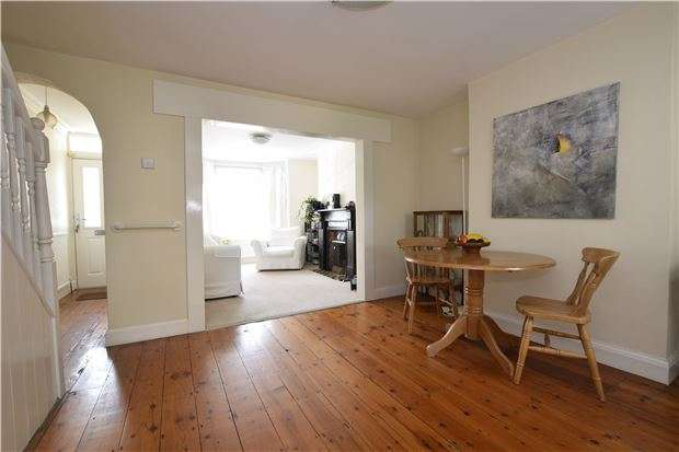 2 Bedrooms Terraced House for sale in Islip Road, OXFORD, OX2 7SP