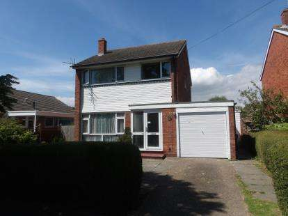 3 Bedrooms Detached House for sale in Fareham, Hampshire