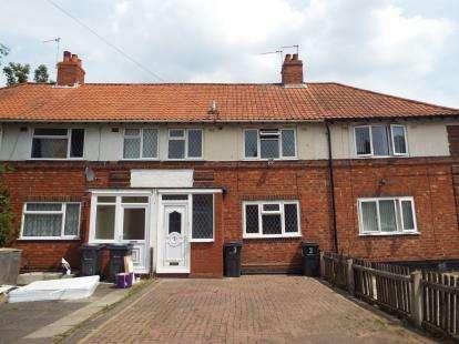 2 Bedrooms Terraced House for sale in Tustin Grove, Birmingham, West Midlands