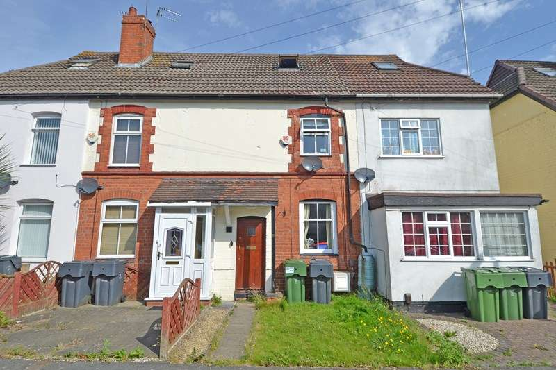 2 Bedrooms Terraced House for sale in Brook Road, Rubery, Birmingham