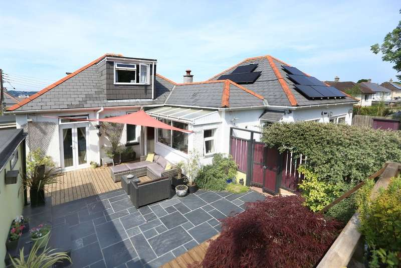6 Bedrooms Detached Bungalow for sale in Plymstock, Plymouth