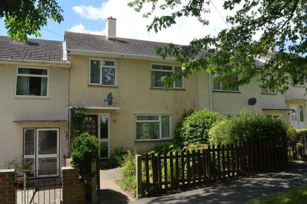 3 Bedrooms Terraced House for sale in Blackmoor Road, Taunton, Somerset