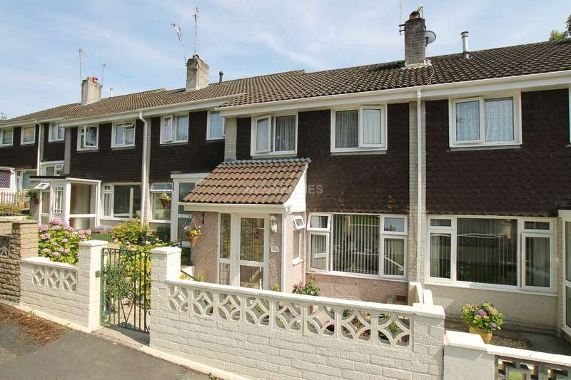 2 Bedrooms Terraced House for sale in Summers Close, Eggbuckland, PL6 5RX