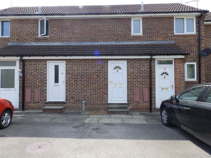1 Bedroom Flat for sale in The Chase, Boroughbridge, York, YO51 9JT