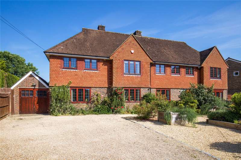 5 Bedrooms House for sale in Lewes Road, Haywards Heath, West Sussex, RH17