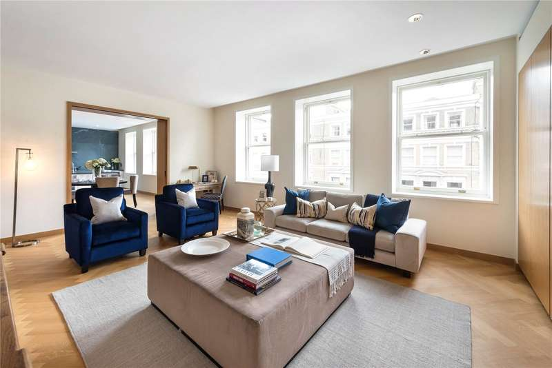 2 Bedrooms Flat for sale in One Kensington Gardens, London, W8