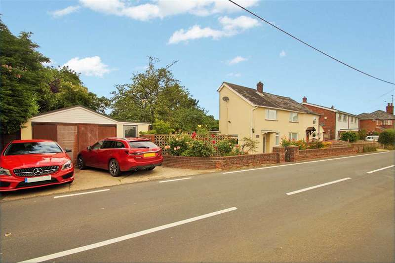 3 Bedrooms Semi Detached House for sale in Slindon Cottage, Plummers Road, Fordham, Colchester