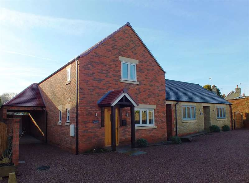 3 Bedrooms Detached House for sale in Mill Lane, Aldington, Evesham, Worcestershire, WR11