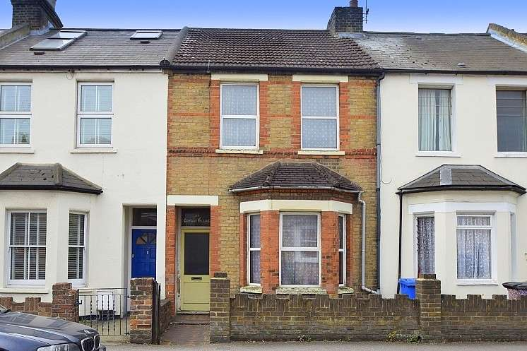 3 Bedrooms Terraced House for sale in Arthur Road, Windsor, SL4
