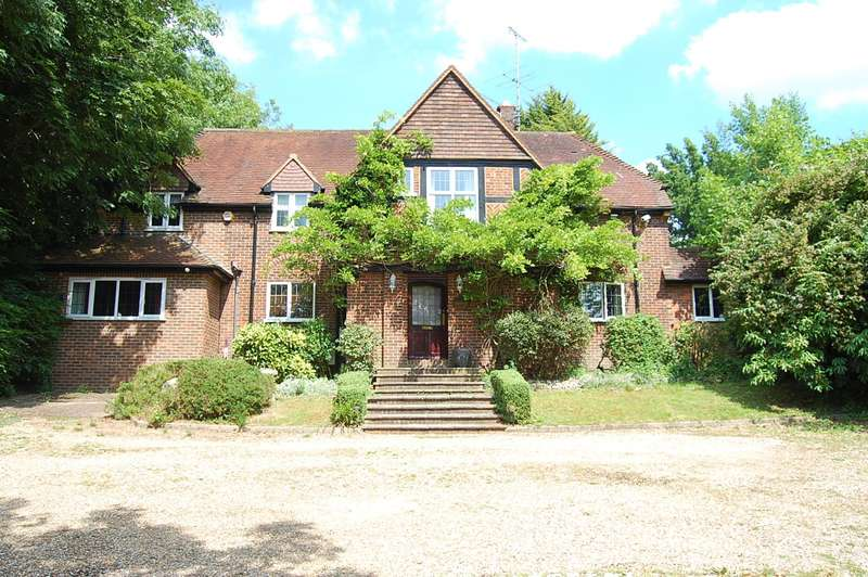 5 Bedrooms Detached House for sale in Lincoln Road, Chalfont Heights, Chalfont St Peter, SL9