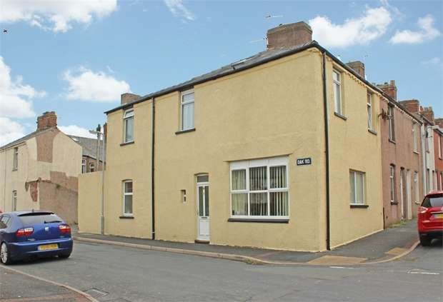 3 Bedrooms End Of Terrace House for sale in Beech Street, Barrow-in-Furness, Cumbria