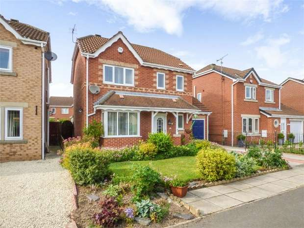 3 Bedrooms Detached House for sale in Bridgegate Drive, Hull, East Riding of Yorkshire