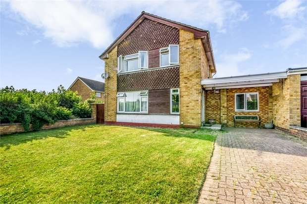 3 Bedrooms Detached House for sale in Cricklade Road, Highworth, Swindon, Wiltshire