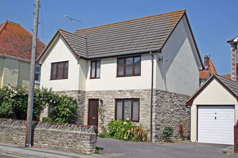 3 Bedrooms Detached House for sale in Ulwell Road, Swanage