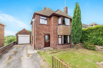 2 Bedrooms Detached House for sale in Hady Lane, Hady, Chesterfield, Derbyshire