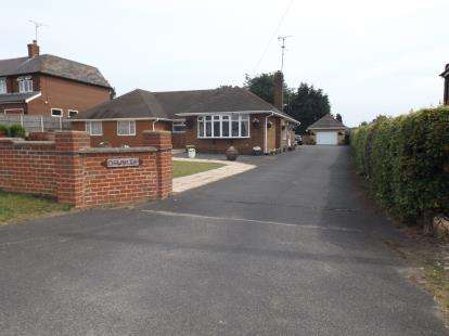 5 Bedrooms Bungalow for sale in Station Road, Clipstone Village, Mansfield, Nottinghamshire
