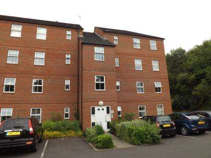2 Bedrooms Flat for sale in Wenlock Drive, West Bridgford, Nottingham, Nottinghamshire