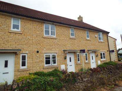 3 Bedrooms Terraced House for sale in Compton Road, Shepton Mallet, Somerset