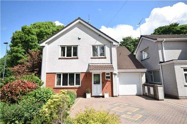 4 Bedrooms Detached House for sale in Woodlands Rise, Downend, BRISTOL, BS16 2RX