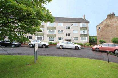 2 Bedrooms Flat for sale in River Court, 209 Busby Road