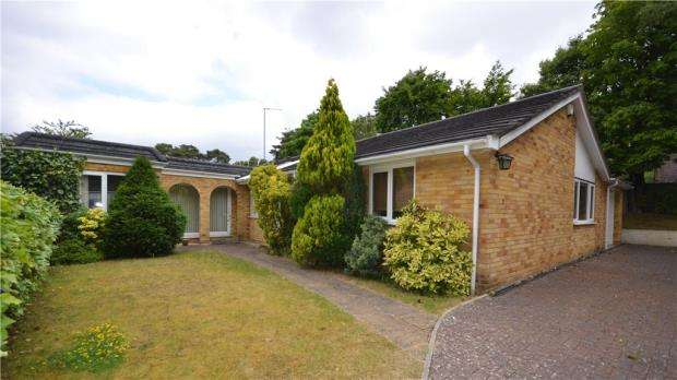4 Bedrooms Detached Bungalow for sale in The Spinney, Camberley, Surrey