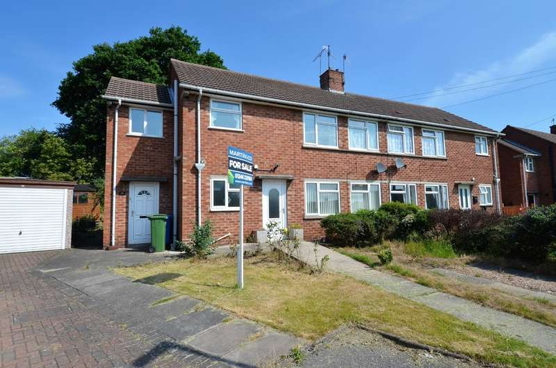 1 Bedroom Flat for sale in Dunston, Chesterfield