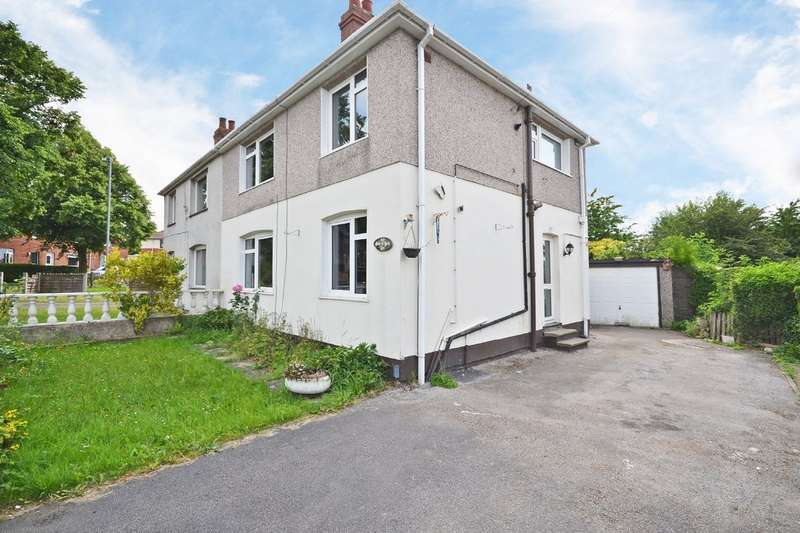 3 Bedrooms Semi Detached House for sale in Duke Of York Avenue, Wakefield