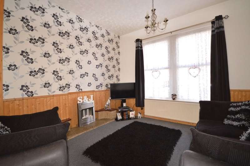 2 Bedrooms Terraced House for sale in Bagot Street, South Shore