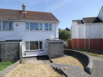 3 Bedrooms Semi Detached House for sale in Heamoor, Penzance, Cornwall