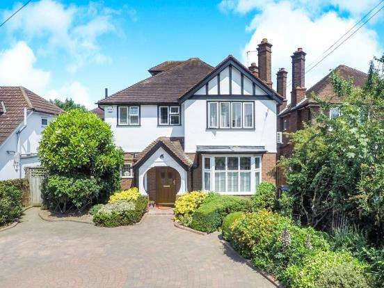 5 Bedrooms Detached House for sale in Thames Ditton, Surrey, .