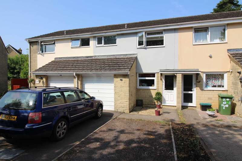3 Bedrooms Terraced House for sale in Westwood Drive, Frome