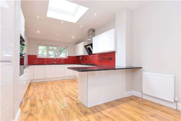 5 Bedrooms Terraced House for sale in Headcorn Road, THORNTON HEATH, Surrey, CR7