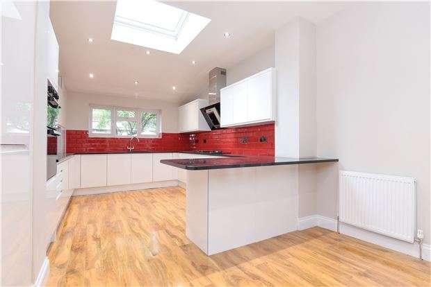 5 Bedrooms Terraced House for sale in Headcorn Road, THORNTON HEATH, Surrey, CR7
